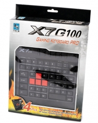 KLAWIATURA A4-TECH GAME KEYBOARD G-100 USB