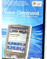 MS Voice Command 1.5 Win CE English CD (BOX)