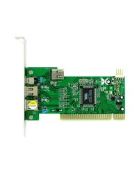 KONTROLER 4 PORTY (3+1) FiIREWIRE/1394 NA PCI