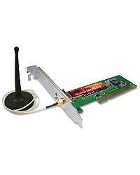 (EW-7128g) KARTA WIRELESS PCI 54Mbps 802.11g