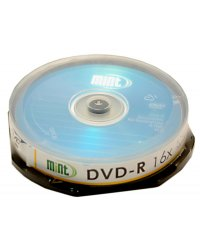DVD-R MINT 4.7GB 16X CAKE 10SZT