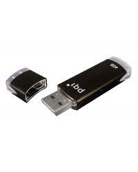 FLASHDRIVE 4GB USB 2,0 TRAV. DISK U172P BLACK
