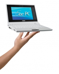 Notebook Asus Eee PC 701 Intel Mobile CPU 900MHz/7
