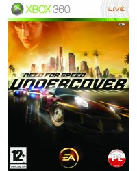 Gra XBOX360 Need For Speed: Undercover