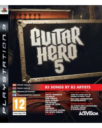 Gra PS3 Guitar Hero 5