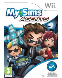 Gra Wii My Sims Agent