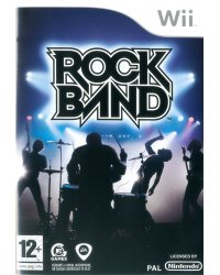 Gra Wii Rock Band