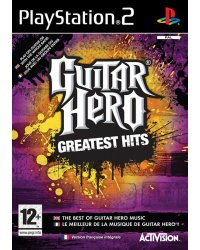 Gra PS2 Guitar Hero Greatest Hits