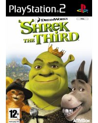 Gra PS2 Shrek 3 Platinum