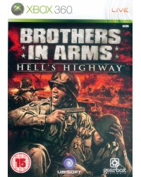 "Gra Xbox 360 Brothers in Arms: Hell""s Highway"